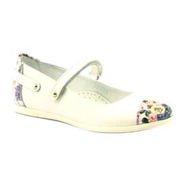 Balerinák lányvirágjai Bartek fehér 1