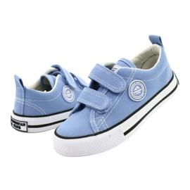 Amerikai kék cipők American Club LH64 / 21 3