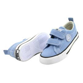 Amerikai kék cipők American Club LH64 / 21 2
