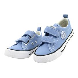 Amerikai kék cipők American Club LH64 / 21 1