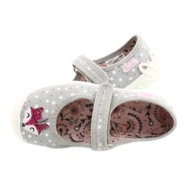 Lányos balerinák BLANCA BEFADO 114X425 fehér rózsaszín szürke 4