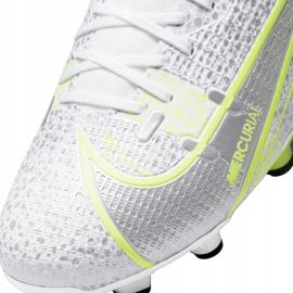 Nike Mercurial Superfly 8 Academy FG / MG M CV0843 107 futballcipő fehér 2