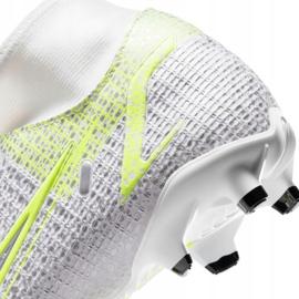 Nike Mercurial Superfly 8 Academy FG / MG M CV0843 107 futballcipő fehér 4