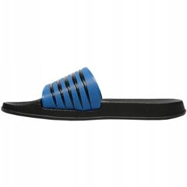 Papucs 4F M H4L21 KLM001 33S fekete kék 1